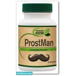 Vitamin Station ProstMan - 30 db