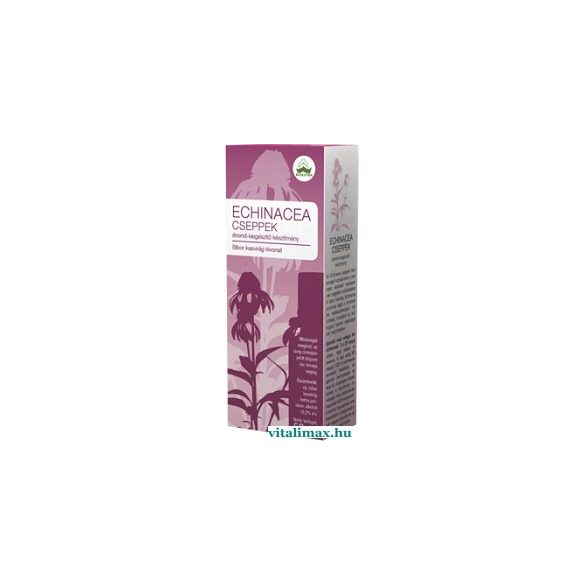Bioextra Echinacea cseppek – 50 ml