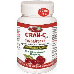 CRAN-C Tőzegáfonya C-vitaminnal - 60 db
