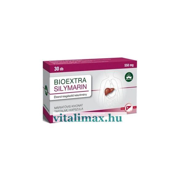 BIOEXTRA Silymarin (Máriatövis) - 30 db
