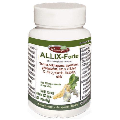 Pharmaforte ALLIX-Forte - 60 db