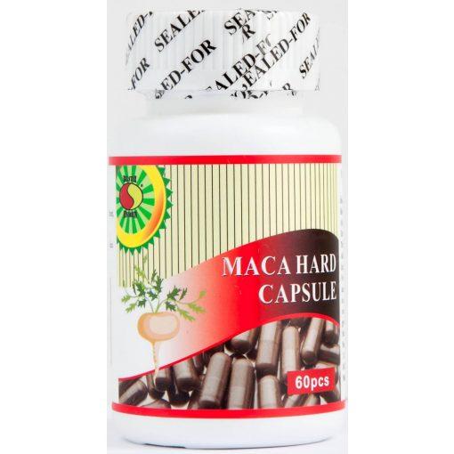 MACA HARD perui zsázsa kapszula férfiaknak- 60 db