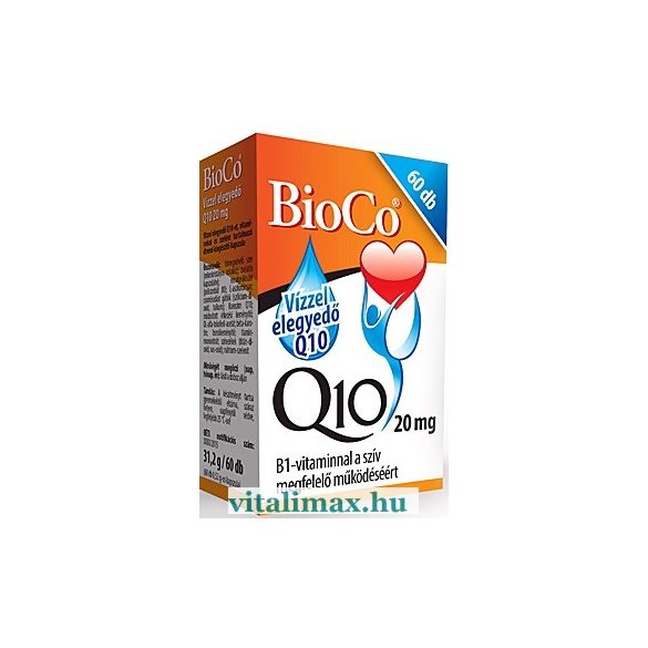 BioCo Q10 20 mg - 60 db