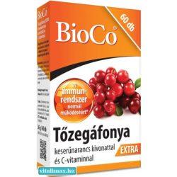 BioCo Tőzegáfonya Extra - 60 db