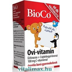 BioCo Ovi-vitamin tabletta - 60 db