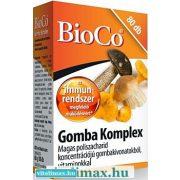 BioCo Gomba Komplex tabletta - 80 db