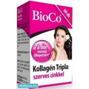 BioCo Kollagén Tripla - 60 db