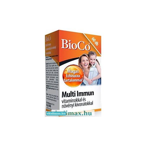BioCo Multi Immun tabletta - 60 db