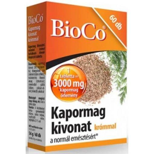BIOCO KAPORMAG KIVONAT KRÓMMAL - 60 DB