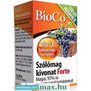 BioCo Szőlőmag kivonat Forte MEGAPACK - 100 db