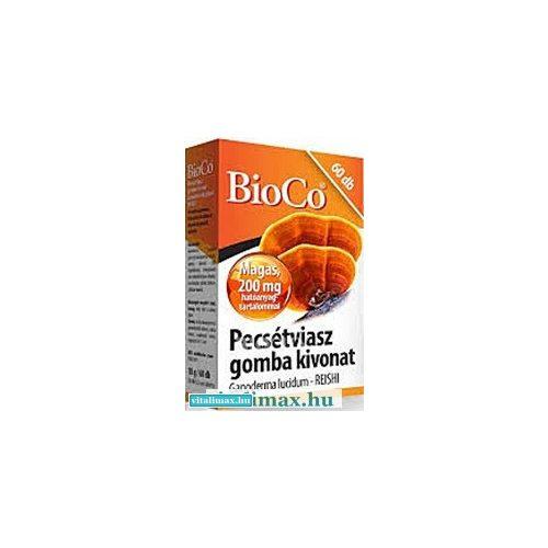 BioCo Pecsétviaszgomba kivonat kapszula - 60 db