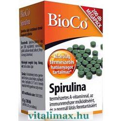 BioCo Spirulina MEGAPACK - 200 db