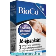 BioCo Jó éjszakát! - 60 tabletta