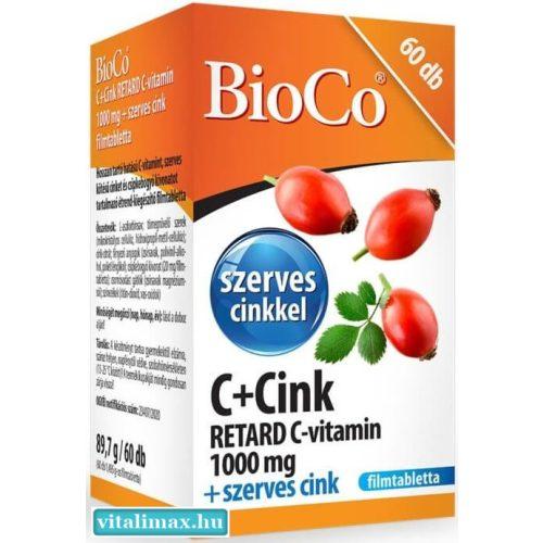 BioCo C + CINK - 60 db