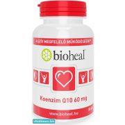 BIOHEAL Koenzim Q10 60 mg Szelénnel E-vitaminal és B1-vitaminnal - 70 db