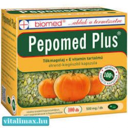 Biomed Pepomed Plus kapszula - 100 db