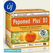 Biomed Pepomed Plus D3 - 100 kapszula