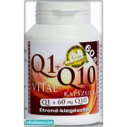 CELSUS Q1+Q10 VITAL kapszula - 60 db
