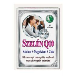 Dr. Chen Szelén Q10+Kalcium+Magnézium+Cink
