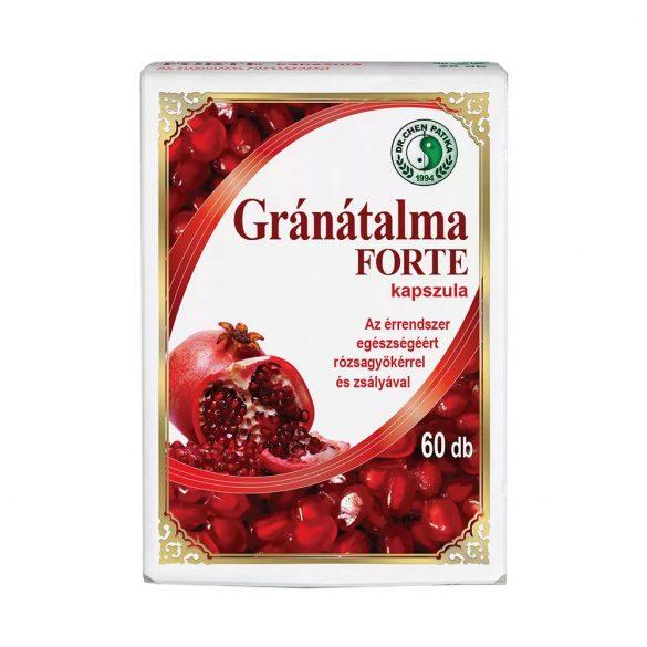 Dr. Chen Gránátalma - 60 db