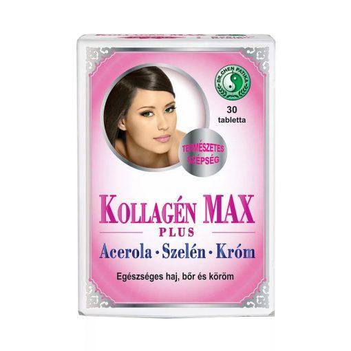 Dr. Chen KOLLAGÉN MAX PLUS tabletta - 30 db