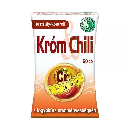 Dr. Chen Króm Chili - 60 db