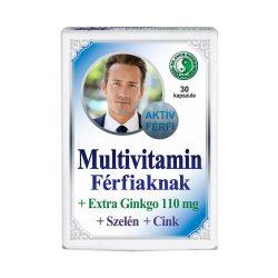 Dr. Chen Multivitamin Férfiaknak kapszula - 30 db