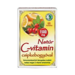 Dr. Chen Natúr 1500 mg C-vitamin csipkebogyóval - 60 db