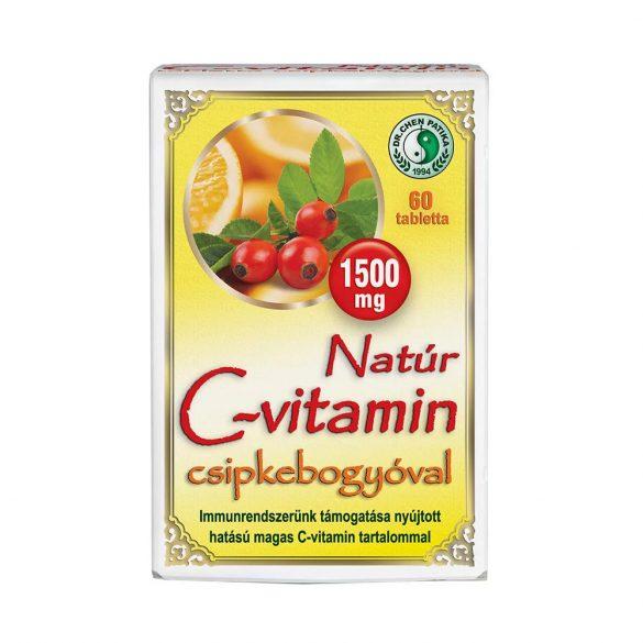 Dr. Chen C-vitamin 1500 mg csipkebogyóval - 60 db