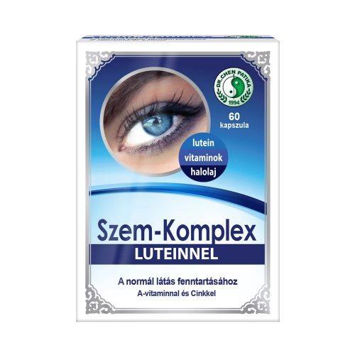Dr. Chen Szem-Komplex LUTEINNEL - 60 kapszula