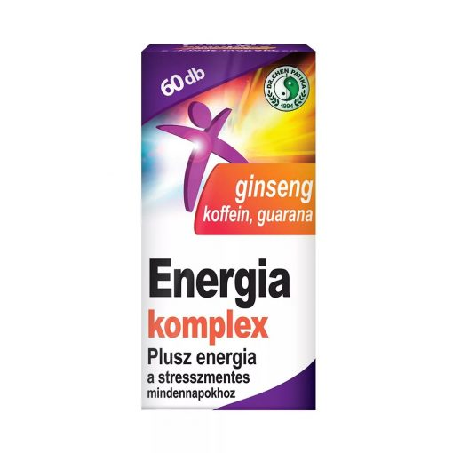 DR. CHEN ENERGIA KOMPLEX - 60 kapszula