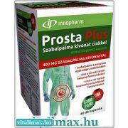 Innopharm Prosta Plus Szabalpálma kivonat cinkkel kapszula - 60 db