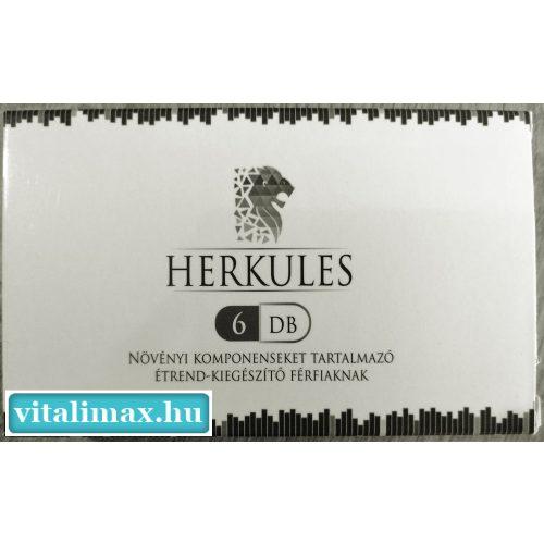 HERKULES potencianövelő - 6 db kapszula