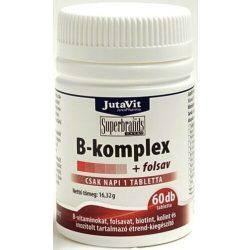 JutaVit B-komplex tabletta - 60 db