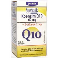 JutaVit Koenzim q10 - 60+6 db