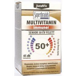 JutaVit Multivitamin Senior - 45 db