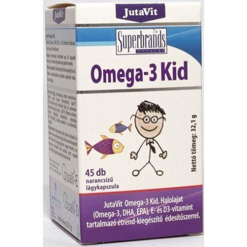 JutaVit Omega-3 Kid - 45 db