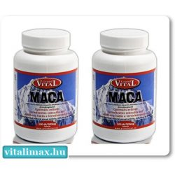 Grand VITAL Maca 500 mg - 2 doboz - 200 db