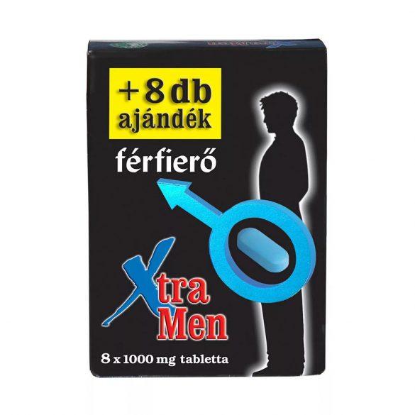 Dr. Chen Xtramen férfierő tabletta - 8+8 db