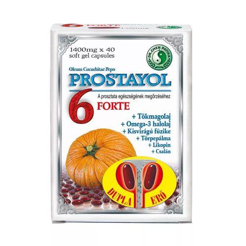 Dr. Chen Prostayol 6 Forte - 40 db