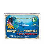 Dr. Chen Omega-3 E-vitaminnal - 60 db