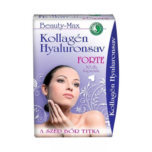 Dr. Chen Kollagén Hyaluronsav Forte kapszula - 30 db