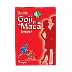 Dr. Chen Xtramen Goji Plus Maca férfierő kapszula - 20 db