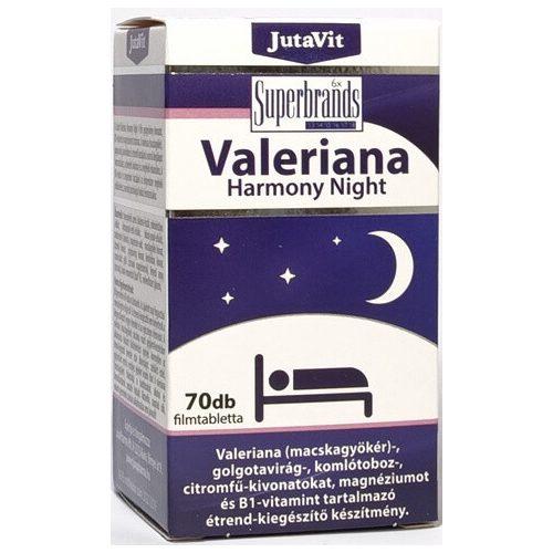 JutaVit Valeriana Harmony Night - 70 db