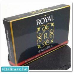 ROYAL potencianövelő - 6 db kapszula