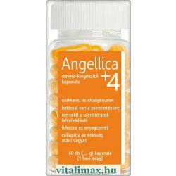 Angellica +4 kapszula - 60 db