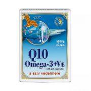 Dr. Chen Q10+Omega-3+E-vitamin - 40 db