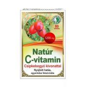 Dr. Chen C-vitamin csipkebogyóval - 80 db