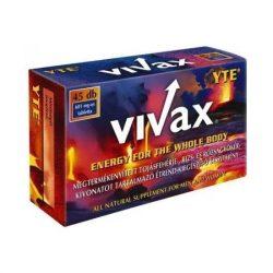 VIVAX FORTE energianövelő kapszula - 45 db