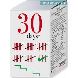 30 days tabletta - 120 db